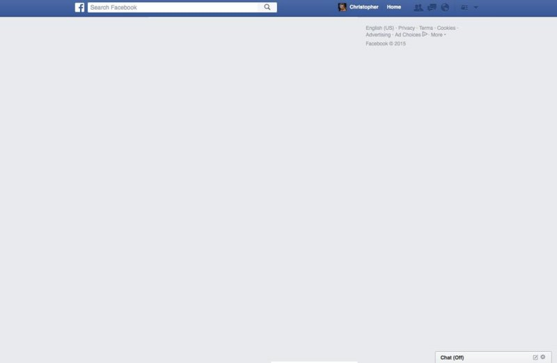Image: I hid everyone who posted Star Wars related things in FB.