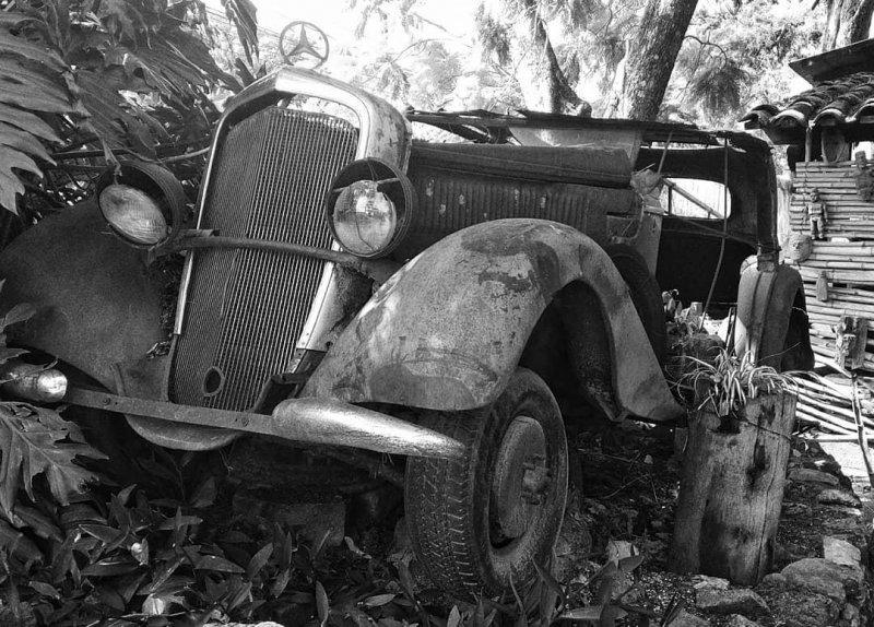 Mercedes Fury Road Edition.