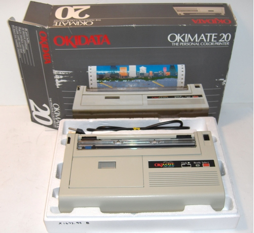 Okidata Okimate 20 Printer